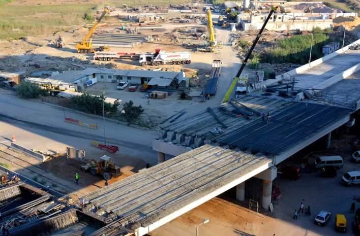 مشروعات مصر   محور ميناء ابوقير