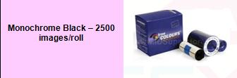 Monochrome Black – 2500 imagesroll