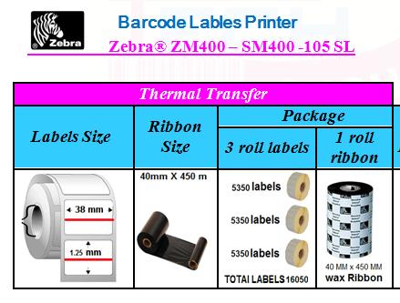 Zebra® ZM400 – SM400 -105 SL (6)