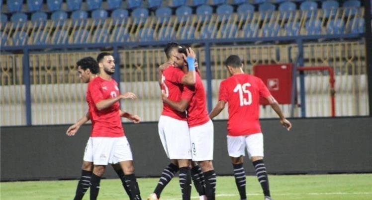نتيجة مباراة منتخب مصر الأوليمبي وجنوب افريقيا اليوم