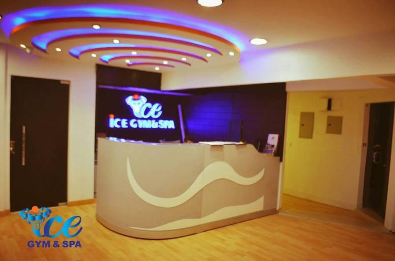 ICE GYM ايس جيم المعادى 02