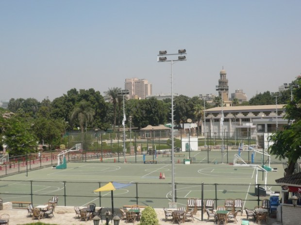 نادى القاهرة الرياضى