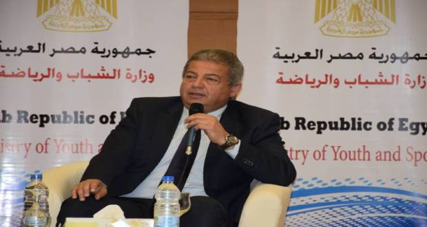 وزير الرياضة و اللائحة الاسترشادية قانون الرياضة