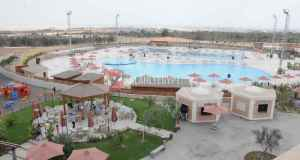 مجمع حمامات السباحة النادى الاهلى فرع الشيخ زايد