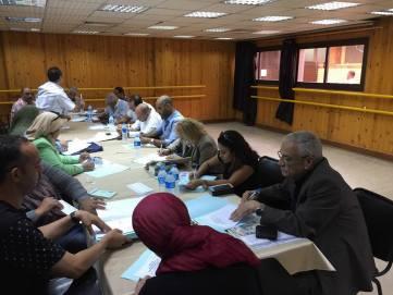 ترشح قائمة محمود السرنجاوى لانتخابات نادى الزهور الرياضى 2017