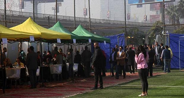 انتخابات مركز شباب الجزيرة