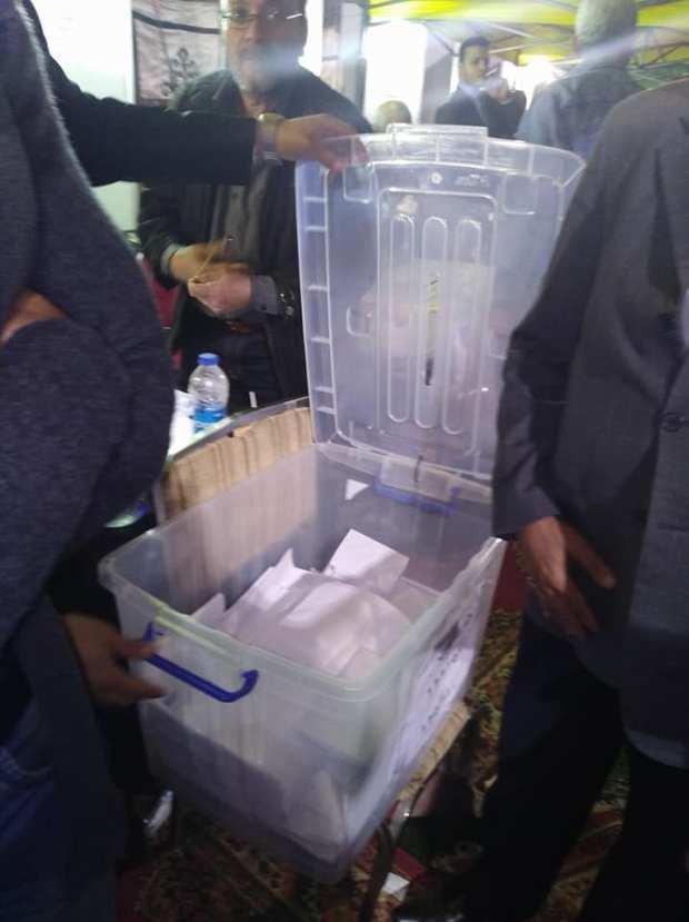 تزوير انتخابات مركز شباب الجزيرة