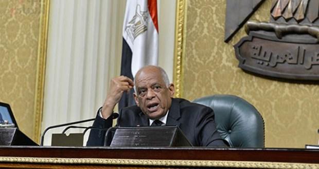 على عبد العال رئيس مجلس النواب وقانون الرياضة وحظر القضاة