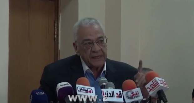 مهندس محمود السرنجاوى رئيس نادى الزهور الرياضى