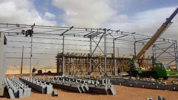 مصنع النجيل الصناعى فى مصر