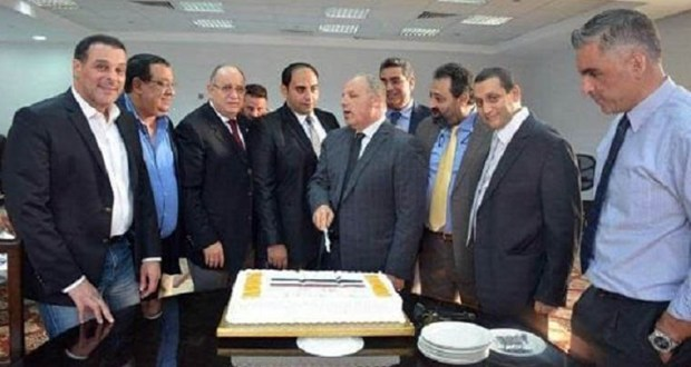 اعضاء مجلس ادارة اتحاد الكرة المصرى