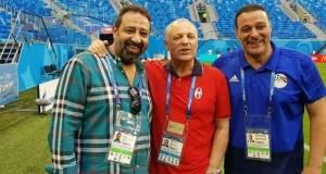 فساد اتحاد الكرة فى روسيا