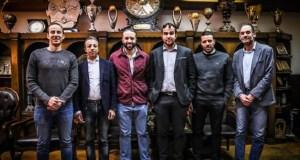 الأهلي يستقبل وفدًا من لا ليجا بمقر النادي