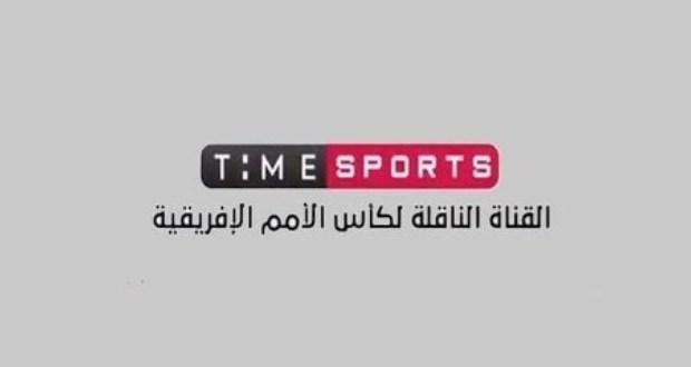 تردد قناة تايم سبورت