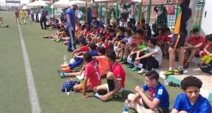 اختبارات الناشئين لكرة القدم