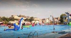 حمام سباحة نادي الغابة