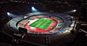 ستاد القاهرة مستضيف مباراة الزمالك والرجاء في دوري ابطال افريقيا