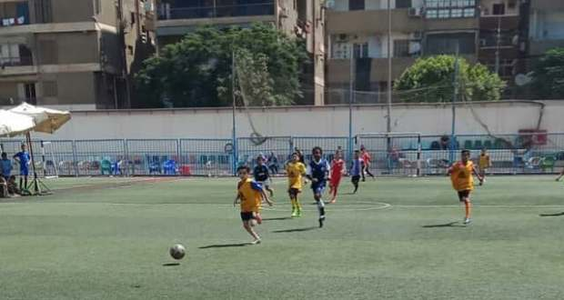 اختبارات الناشئين في نادي النصر
