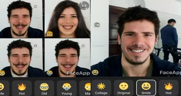 تحويل صورتك الي عجوز أو شاب او ذكر أو انثي عبر تطبيق Face App