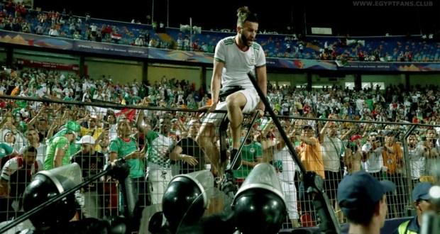 جمهور الجزائر في مصر