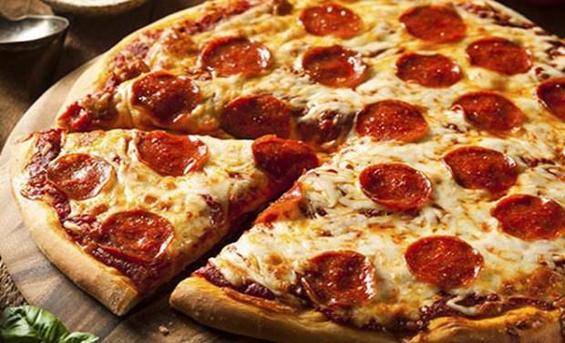 البيتزا البيبروني
