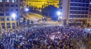 مظاهرات لبنان اليوم