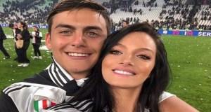 ديبالا لاعب يوفينتوس الايطالي وزوجته