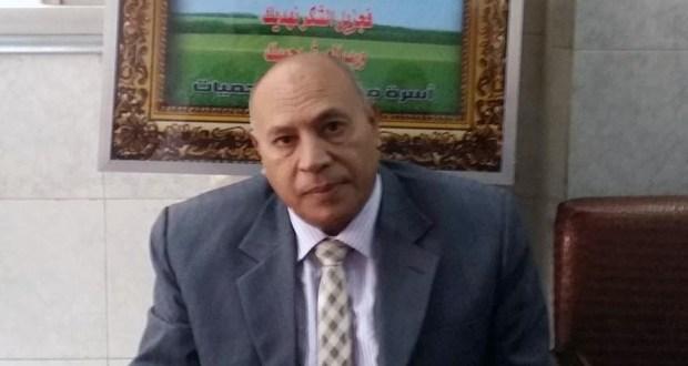 الدكتور علي هويدي مدير مستشفى حميات شربين السابق