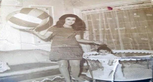 رجاء الجداوي وإبنتها الوحيدة أميرة