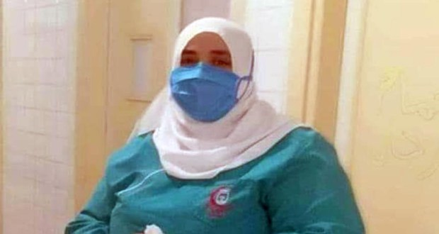نجلاء عبدالوهاب شعلة، مشرفه تمريض بمستشفي كفر الدوار