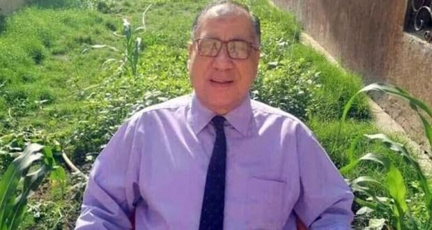 الدكتور عمر سليمان إستشاري طب الاطفال ببني سويف