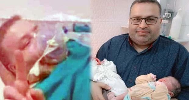 الدكتور مجاور فتحى الدفراوى أخصائى الأطفال وحديثي الولادة بمستشفى حوش عيسى