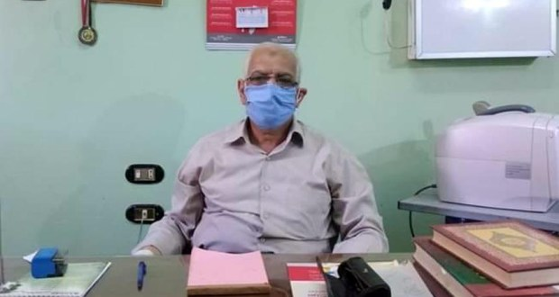 الدكتور زكريا محمد عبد ربه اسماعيل
