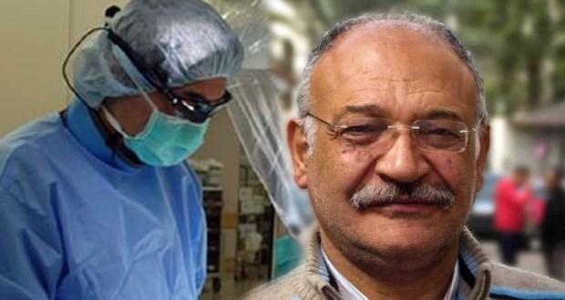 دكتور حسن جابر استشاري الأطفال ورئيس قسم الأطفال المبتسرين بمستشفي شربين المركزي