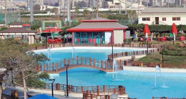 نادي الزهور الرياضى بمدينة نصر