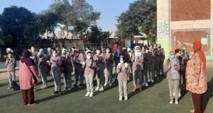 إجراءات مواجهة فيروس كورونا في المدارس