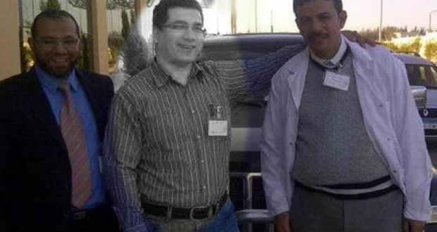 الدكتور محمد رأفت مدير مصنع فارما كيور للأدوية
