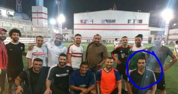وفاة عضو في نادي الزمالك اثناء لعب كرة القدم
