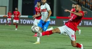 مباراة الاهلي والزمالك في الدوري موسم 2020-2021