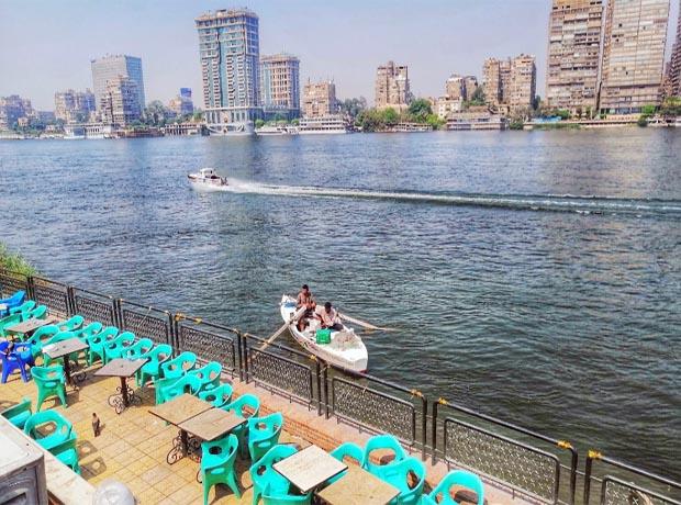نادي النيل الرياضي بمنيل الروضة