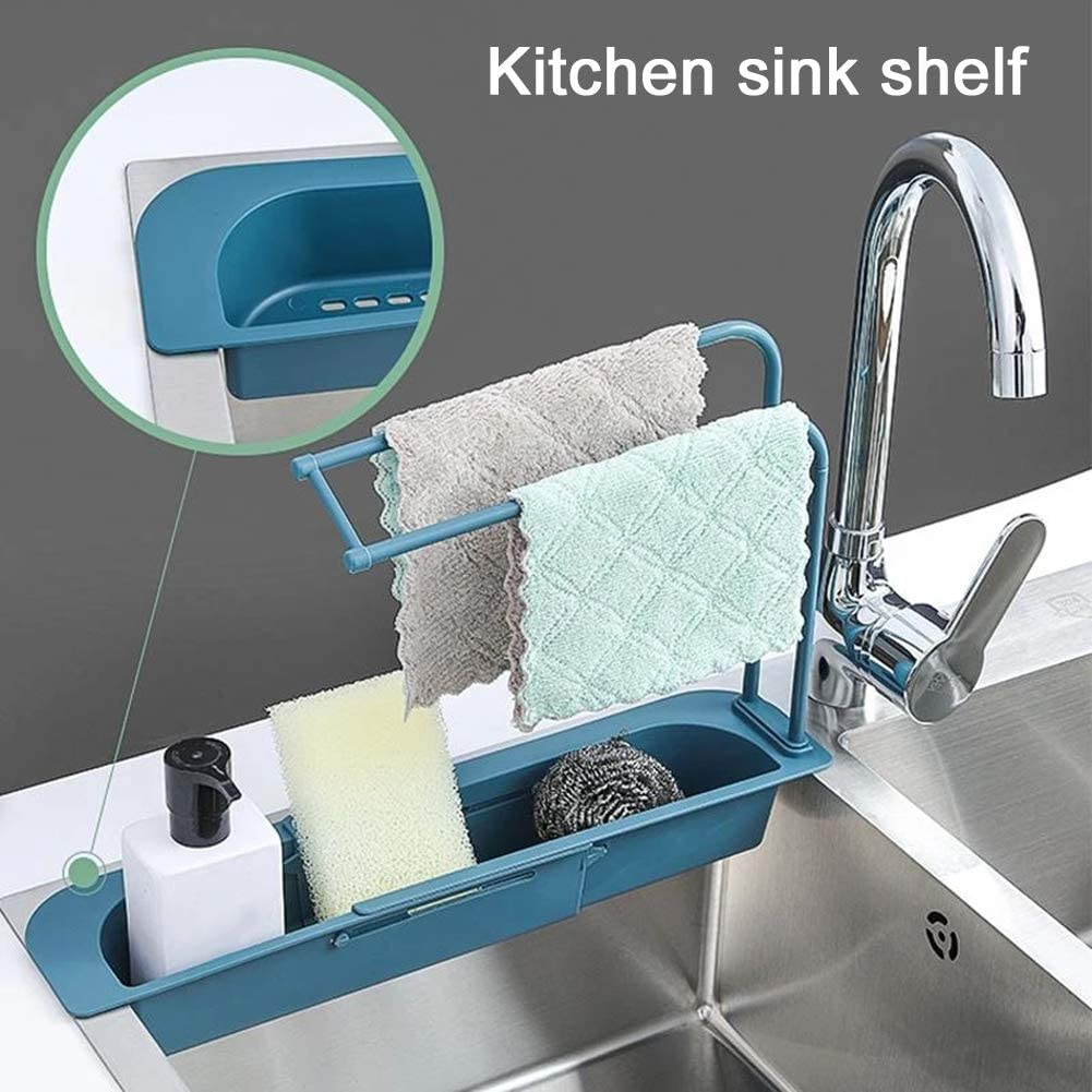 صفاية وحامل على الحوض قابل للتوسيع
