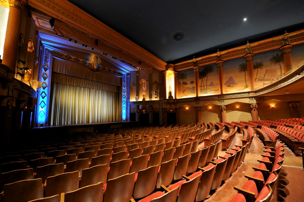 The Historic Egyptian Theatre Photo Gallery