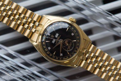 "Emperor ""Bao Dai""'s Rolex 6062 sold for $5,060,427 last month"