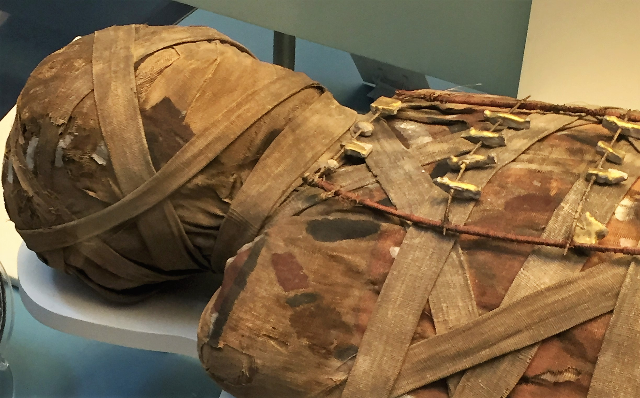 Pharaohs Mummified For The Afterlife