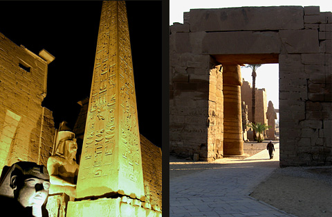 Temples of Luxor and Karnak