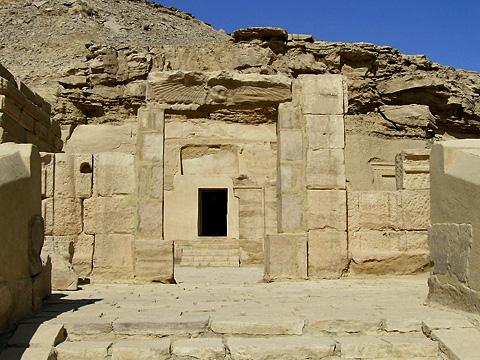 Ptolemaic rock-sanctuary