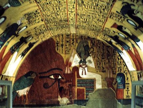 The tomb of Peshedu