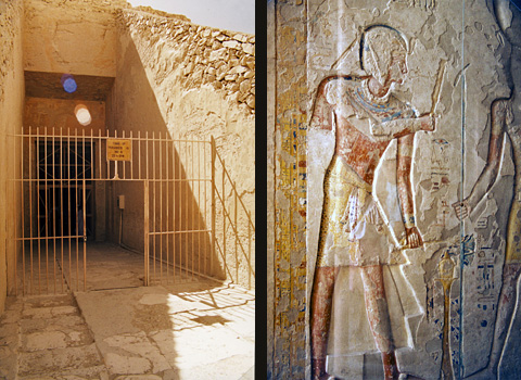 Tomb of Rameses IX