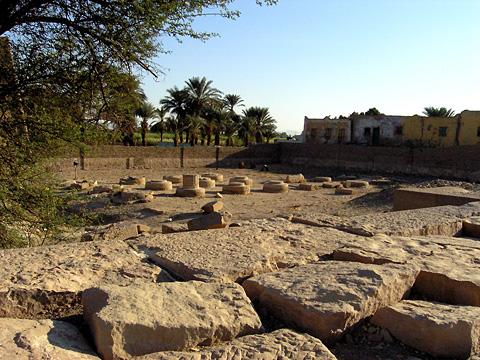 Palace of Rameses II