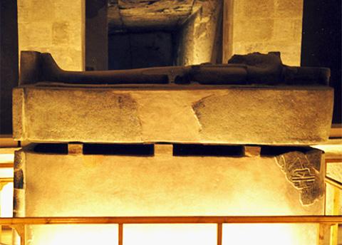 Tawosret's sarcophagus